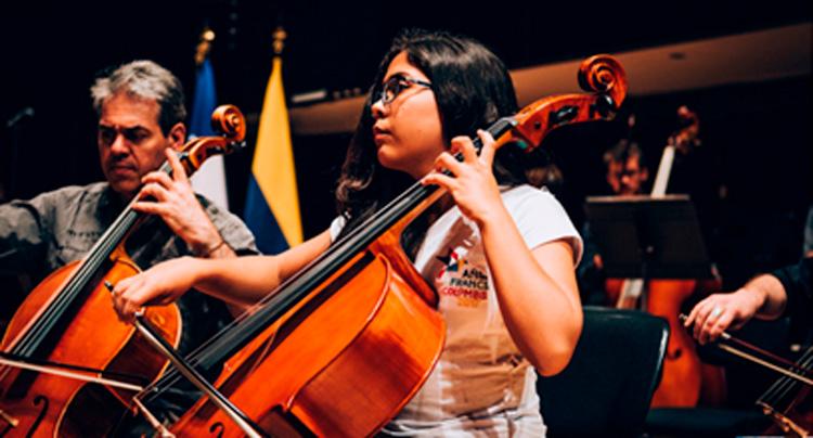 Fundacion fundaci n notas de paz orquesta sinf nica juvenil for Conciertos paris 2017